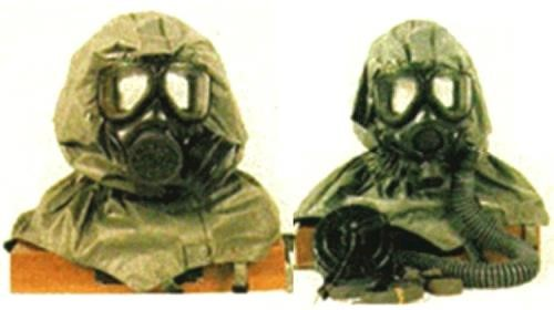 USGI Universal Series Military Gas Mask Hood SWATCH