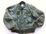 USGI ISSUED Nomex CWU 45/P OD Flight Jacket XL THUMBNAIL