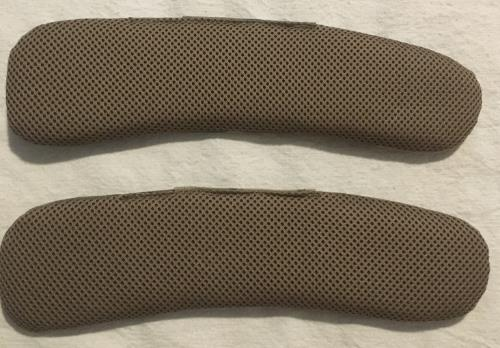 Eagle - Armor Holdings MSAP Shoulder Pad SET Multicam Style # 1004 RBAV MBAV SWATCH