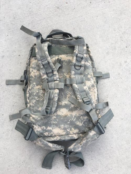Initial Attack Medical Coverage Pack - Z359 SWATCH