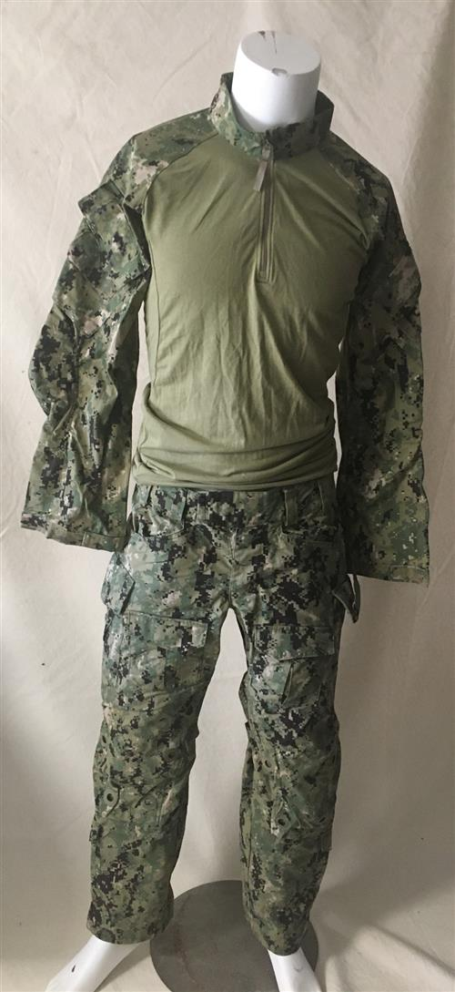 AOR III Level 9 Navy Seal THREE Piece Set LARGE