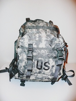 SDS ACU  3 Day assault - Patrol Pack LARGE