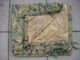 US Marine Corp MARPAT Coyote Brown Field Tarp Reversible_SWATCH