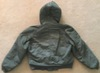 Vietnam Era 1969 USAF Issue N2-B Flight Jacket w Wolf Fur Mini-Thumbnail