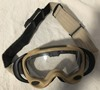 Oakley Ballistic Desert Goggles with Turbo Fan Mini-Thumbnail
