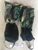 USGI Military Issue Woodland BDU Gaiters Mini-Thumbnail