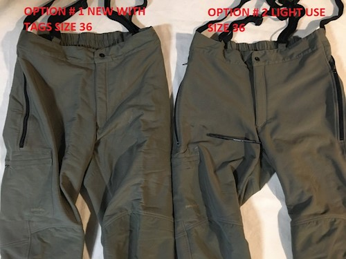 Patagonia M's Mixmaster Speed Ascent Pants SWATCH