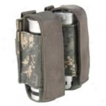 40 mm High Explosive Double ACU MOLLE Ammo Pouch LARGE