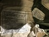 Genuine Vietnam Era US Army M65 Field Pants SWATCH