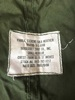 Vintage USGI M-1965 Fishtail Parka WITH  HOOD! Small 19727New Mini-Thumbnail