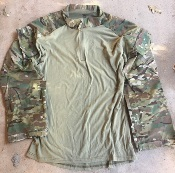 Patagonia Level 9 L9 Next To Skin Multicam Combat Shirt WITH Elbow Pads_THUMBNAIL