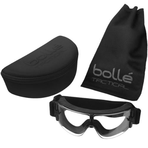 Bolle T800 Tactical Goggle Clear Lense SWATCH