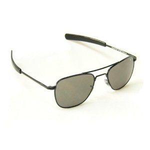 American Optics AO Aviator Pilots Sunglasses w/case