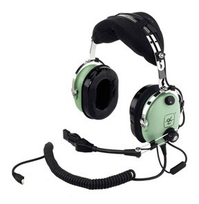 David Clark H10-76 Headset & Microphone
