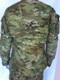 MultiCam Type I Combat Jacket Flame Resistant Perimeter Insect Guard SWATCH