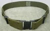 USGI LC2 Nylon Pistol Belt  with Canteen & Cover & LBE Suspenders SWATCH