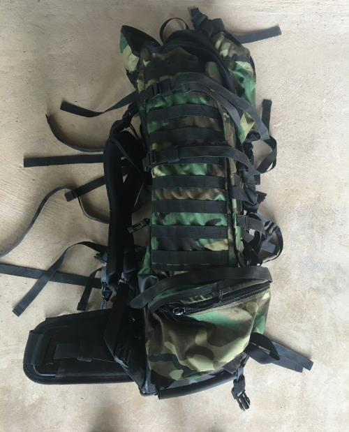 Gregory SPEAR UM21 Military Backpack Complete System SWATCH