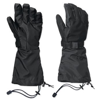 OR Outdoor Advanced Warm/Dry Gloves AWDG Men LARGE