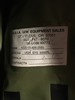 U.S.I.A. SYS 5000RL SOF Rucksack Liner Waterproof Weapons Container SWATCH