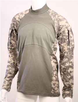 Massif Army Combat Shirt ACS ACU Digital Used