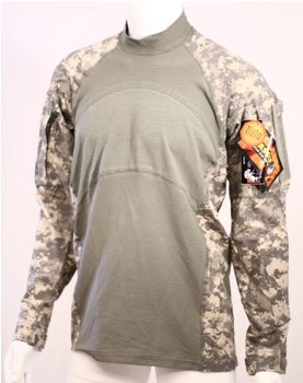 Massif Army Combat Shirt ACS ACU Digital NEW MAIN