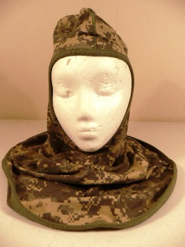 Antiflash Flame Resistant USGI PBI ACU Digital Hood