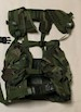 LBV Enhanced Tactical Load Bearing Vest LBV WITH Padded Brokos Battle War Belt SWATCH