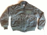USGI ISSUED Nomex CWU 45/P OD Flight Jacket M/R Near New