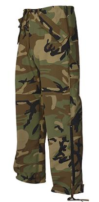 BDU Woodland Gore-Tex Trouser