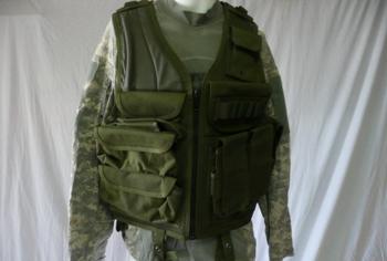 Blackhawk Omega Elite Tactical Vest EOD Olive Drab NEW ...