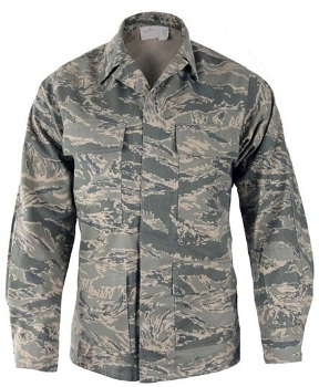 USAF ABU Digital Tiger Stripe Uniform Women's