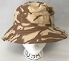 Genuine Issue British DPDM Army Tropical UBACS Boonie / Sun Hat SWATCH