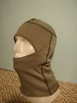 Army Elite Issue Antiflash Flame Resistant USGI PBI Coyote Brown Balaclava Hood THUMBNAIL