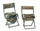 Deluxe Quiet  ACU Camo Folding Chair w/pouch SWATCH