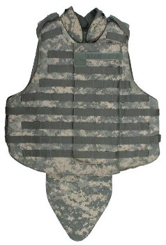 Interceptor OTV IBA ACU Digital Plate Carrier w collar & KEVLAR in all pieces MAIN