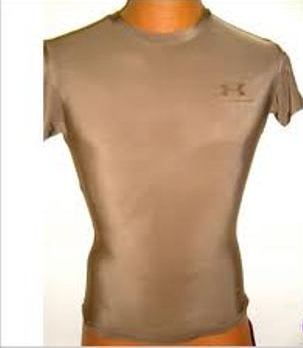 Army Issue Compression T Shirts USED