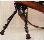 "Harris Engineering Series 1A2 Bipod Model L 9-13"" THUMBNAIL"