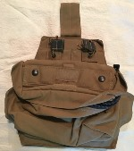 Battlelab Dump Breach Pouch w Level IIIA Armor