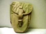 E-Tool Entrenching Tool Carrier Molle Desert Camouflage