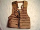 Tactical Zipper FLC Molle Vest Desert SWATCH