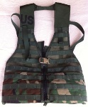 Woodland BDU Specialty Defense FLC Vest THUMBNAIL