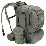 CamelBak BFM Hydration System Assault Pack DCU Tri-Color
