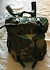 USGI Woodland BDU Camo Patrol Pack Attaches to CFP 90_SWATCH