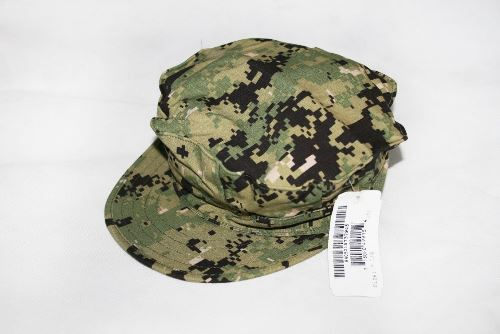 US Navy AOR 2 Type III NWU 8 Point Utility Cap