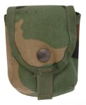 Grenade / Small General Purpose Pouch Woodland MOLLE Ammo Pouch THUMBNAIL