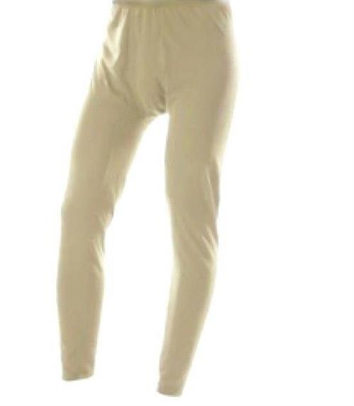 DriFire Long John Heavy Weight Base Layer Pant Sand LARGE
