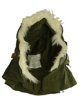 Fish Tail Parka M51 HOOD
