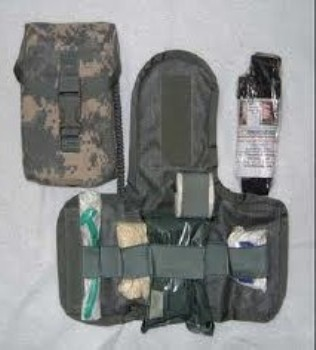 ACU IFAK Medic First Aid Kit USGI