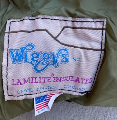 Wiggys FTRSS Sleep System OR  Individual Components Available - See Options SWATCH