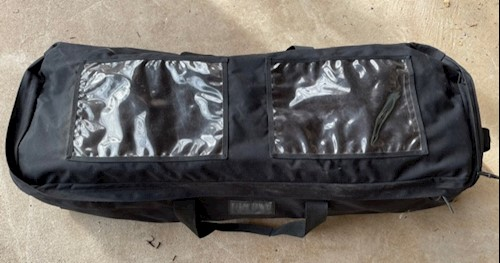 Blackhawk Load Out Bag with Wheels PN 20LO00BK 43 x 15 x 13 LARGE